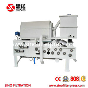 Belt Filter Press for Wastewater Slude Dewatering pictures & photos