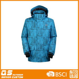 Men′s Fashion Waterproof Ski Jackets pictures & photos
