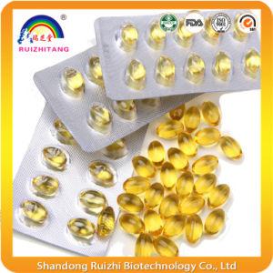 Organic Reishi Ganoderma Lucidum Spore Oil Softgel pictures & photos