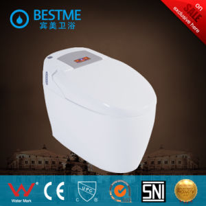 2016 Smart Toilet with Powerfull Flushing System pictures & photos