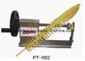 Manual Potato Cutter/Tornado/Spiral Potato Chips Cutter/Slicer PT-002 pictures & photos
