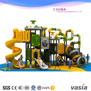 Modern Playground Manufacturers Kids Plastic Outdoor Playgound pictures & photos