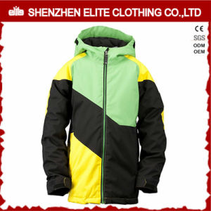 Breathable Outdoor Wear Softshell Ski Snowboard Jacket (ELTSNBJI-54) pictures & photos