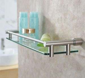 China Stainless Steel Modern Design Bathroom Accessories Glass