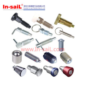 Stainless Steel Fasteners for PCB DIN Standarded Ball Plunger pictures & photos