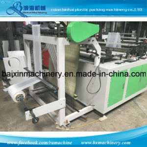 Automatic Four Lines Computer Control Bottom Seal Bag Making Machine pictures & photos
