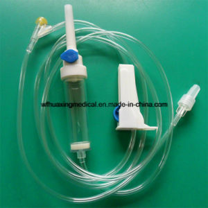Disposable Infusion Set with Precision Regulators with Y Site pictures & photos