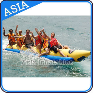Inflatable Fly Fish Boat, Inflatable Towable Banana Boat for Aqua Games pictures & photos