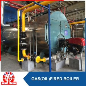 Automatic Oil Steam Boiler for Sale pictures & photos