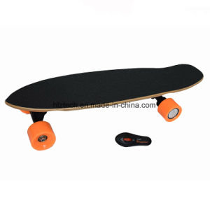 4 Wheel Electric Skateboard Scooter Remote Longboard Boosted Board Professional Motorized Original LG 2.2ah Battery Skate Board pictures & photos