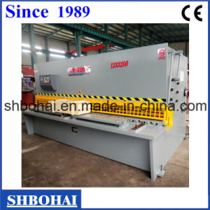 QC12k 8X2500 CE Approved Hydraulic Shearing Machine for Sale pictures & photos
