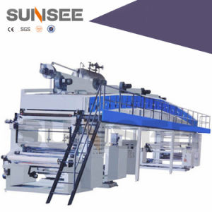 Double Side BOPP/Foam Tape Coating Machine (TB-1400) pictures & photos