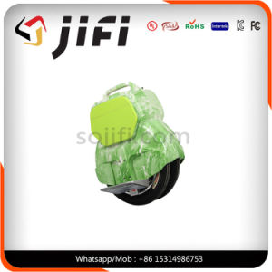 Self Balance Electric Unicycle Scooter with High Quality Battery pictures & photos