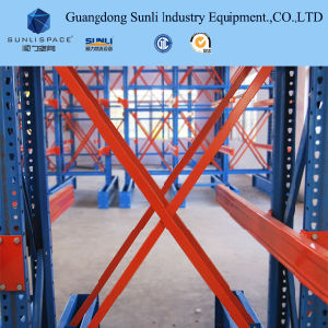 Double Faced Steel Storage Heavy Duty Cantilever Rack for Industrial pictures & photos