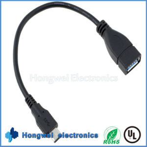 USB 3.1 Cm to USB 2.0 Af Cable pictures & photos