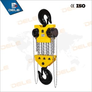 20 Ton Manual Hoist Hand Chain Pulley Block pictures & photos