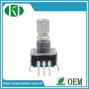 12mm Rotary Encoder with Push on Switch for Multi-Speaker Ec12-1d pictures & photos