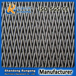 Stainless Steel Herringbone Conveyor Belt pictures & photos
