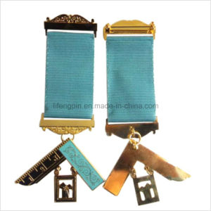 Custom Metal Masonic Mark Master Jewel