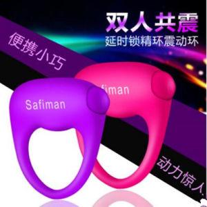 1PCS/Lot High Quality Mini Vibrator Cock Ring Pleasure Dick Penis Ring Vibrator for Men Sex Toys Ys0160 pictures & photos