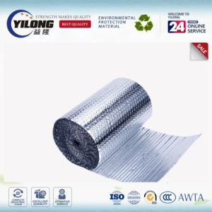 Heat Reflective Aluminum Foil Laminated PE Bubble Insulation pictures & photos