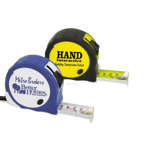 Steel Tape Measure with Nylon Coated Dual Blade pictures & photos