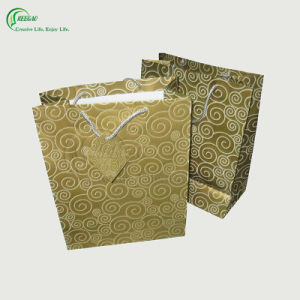 New Design Paper Packaging Bag (KG-PB002) pictures & photos