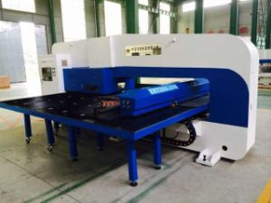 High Precision Pneumatic CNC Punching Machine for Angles pictures & photos
