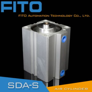 China Manufactory Fito Pneumatic Airtac Air Cylinder Sda100 pictures & photos