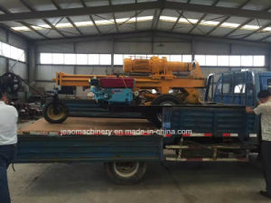 Cheap Price 200m Deep Portable Small Pneumatic Water Well Drilling Rig for Sales pictures & photos