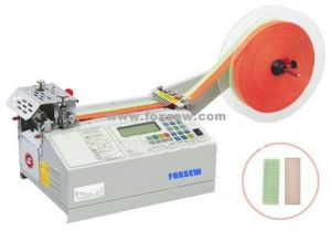 Automatic Rubber Strips Cutting Machine pictures & photos