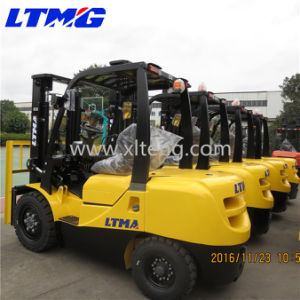 Material Handling Equipment Fork Lift 5 Ton 7 Ton Diesel Forklift pictures & photos