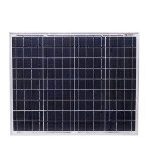 18V 50W Polycrystalline Silicon Solar Panel pictures & photos