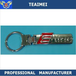 Car Logo Key Chain Metal Car Ring Keyfob Keyrings