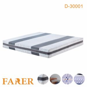 High Quality 3D Polyester Fiber Bed Mattress pictures & photos