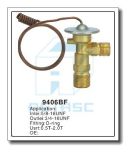 Customized Thermal Brass Expansion Valve for Auto Refrigeration MD9303bf pictures & photos