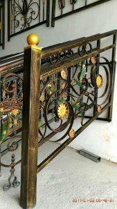 Wrought Iron Fence Design for Garden, Homes, Villas Ntif-011L pictures & photos