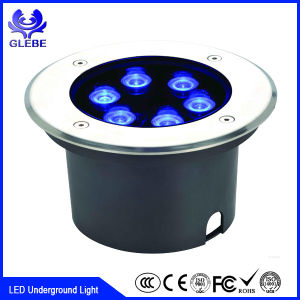 Garden Colorful Portable Solar LED Underground Lights pictures & photos