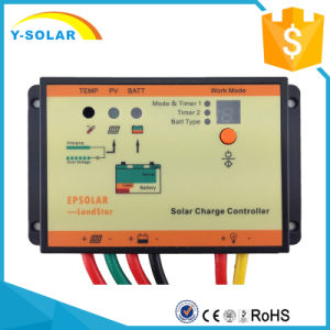 Epever 20AMP 12V/24V Solar Power/Panel Controller for Public-Lighting Area Ls2024r pictures & photos