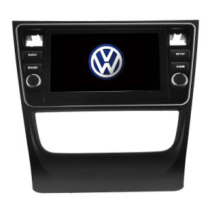 Wince 6.0 Quad Core 2 DIN Car Navigation for VW Gol Build in WiFi Bt Radio DVB-T USB iPod TPMS DVD pictures & photos
