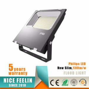 130lm/W Philips LED IP65 Waterproof 150W LED Floodlight pictures & photos