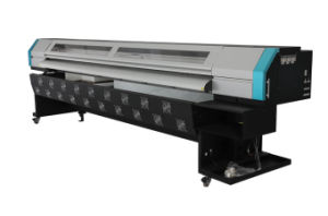 New Cheap Quality Phaeton Ud 3208p Large Format Printer, Large Format Digital Solvent Printer, Large Format Tarpaulin Printer pictures & photos