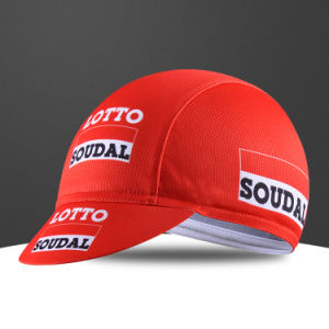 Men′s Cycling Cap with Little Bill - Red pictures & photos