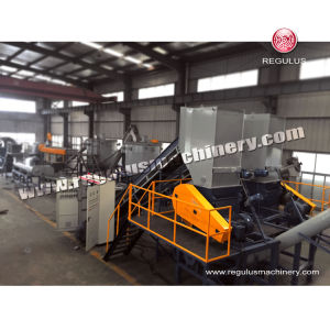 Waste Plastic Pet Bottles and Flakes Recycling Machine pictures & photos