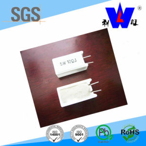 5W 10rj Wirewound Ceramic Resistor pictures & photos