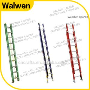 Hot Sale High Quality Step Ladder Fiberglass Extension Ladder pictures & photos