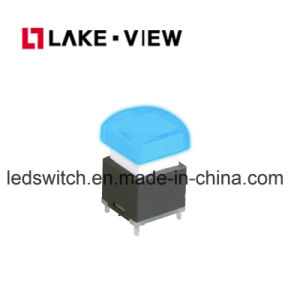 LED Pushbutton Switch Used for Audio Video Telecommunications Equipment pictures & photos