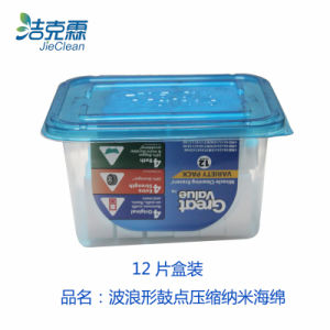High Quality, Kitchen Cleaning Compressive Melamine Sponge pictures & photos