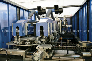 High Quality 4 Cavity Bottle Blowing Moulding Machine pictures & photos