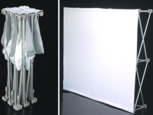 Portable Advertising Pop up Stands, Pop up Displays for Trade Show pictures & photos